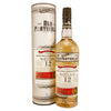 Mortlach 12 Year Old. Speyside single malt scotch whisky 70cl bottled by Douglas Laing