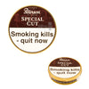 A 50g tin of Peterson Special Cut pipe tobacco