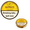 A 50g tin of Rattray's 7 Reserve pipe tobacco