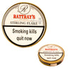 A 50g tin of Rattray's Stirling Flake pipe tobacco