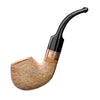 Rattray's Distillery Series Sandblast Natural 107 No 107 Bent Apple Tobacco Pipe