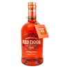 A 70cl bottle of Red Door Gin from Scotland