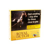 A pack of 20 Royal Dutch Mini Yellow cigarillos