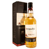 Stronachie 10 Year Old. Speyside single malt scotch whisky bottled by A.D Rattray