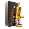 A 35cl Barley Tap whisky decanter handblown by the Stylish Whisky Co.