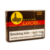 Pack of 5 Villiger Export Pressed Maduro