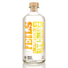 A 70cl bottle of Peels by Bright Spirits Gin from Scotland