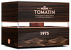 Tomatin Limited Edition 1975 Decanter and display case.