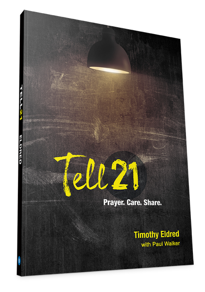 Tell21: Prayer. Care. Share.
