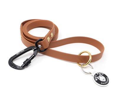 BioThane Carabiner Leash by Mutt Pack