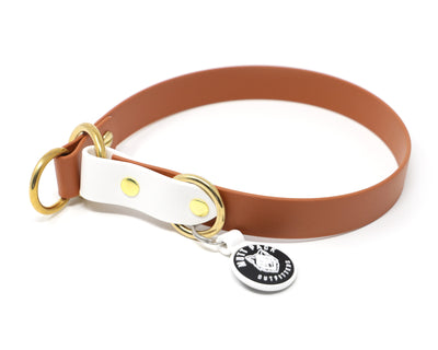 BioThane Slip Collar by Mutt Pack Two Tone