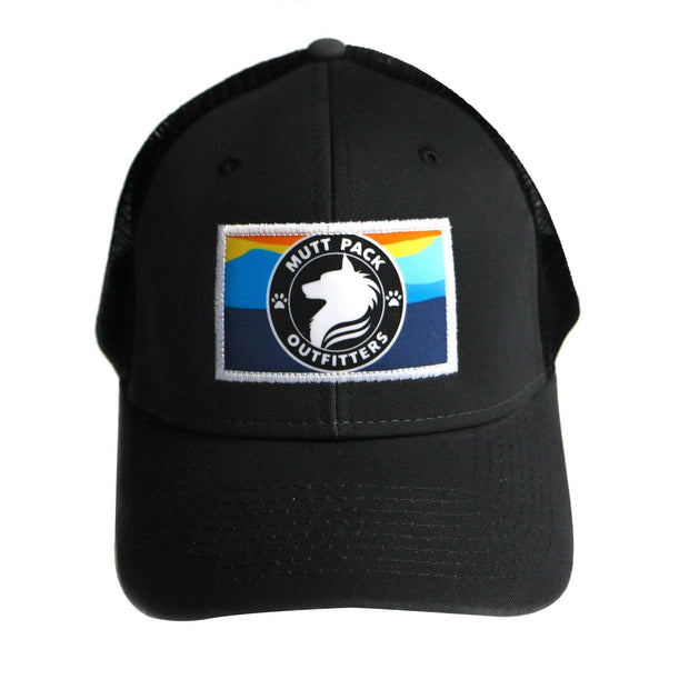 Black Rock - Snapback Attire - Mutt Pack Outfitters