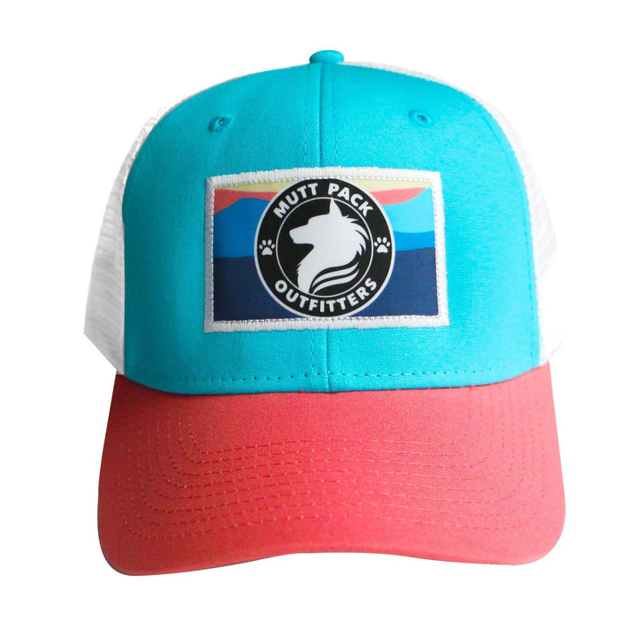 Blue Ridge - Snapback Attire - Mutt Pack Outfitters