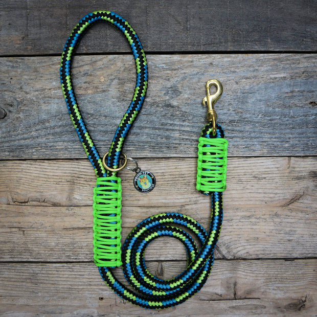 Denali Rope Leash Dog Leash - Mutt Pack Outfitters