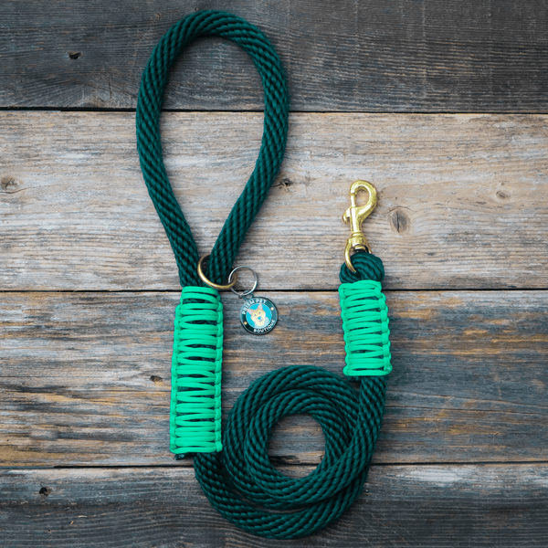 Whidbey Rope Leash