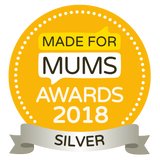 made for mums awards 2018 - silver
