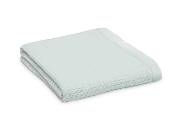 Mint Organic Cotton Cellular Blanket