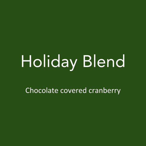 Holiday Blend