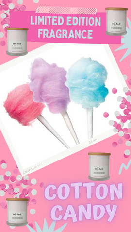 Cotton Candy- LIMITED EDITION