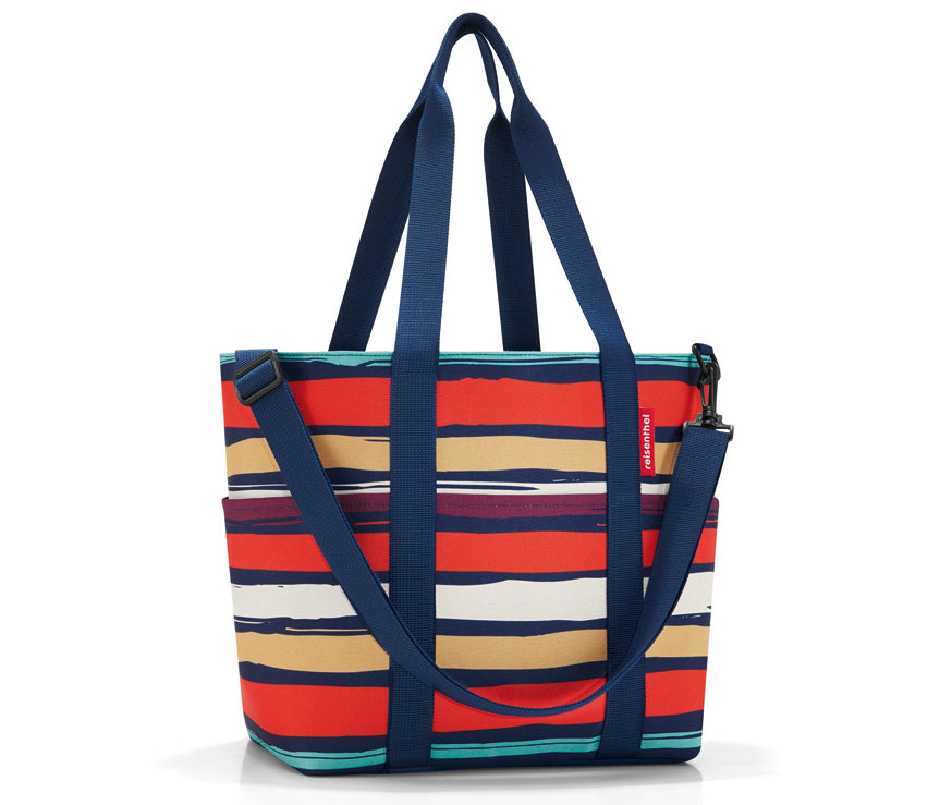 multibag artist stripes