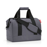 Allrounder M Graphite travel sling bag medium