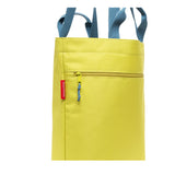 familybag apple green - Shopper bag back
