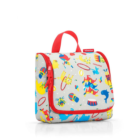 reisenthel toiletbag kids circus toiletry bag