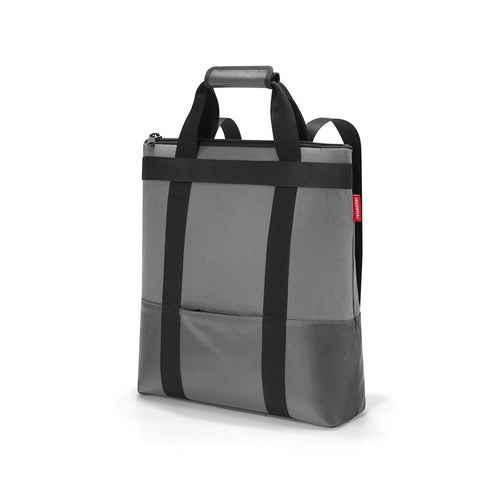 daypack canvas grey