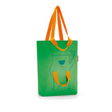 familybag summer green - Shopper bag