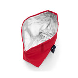 fresh lunchbag iso m red cooler bag open