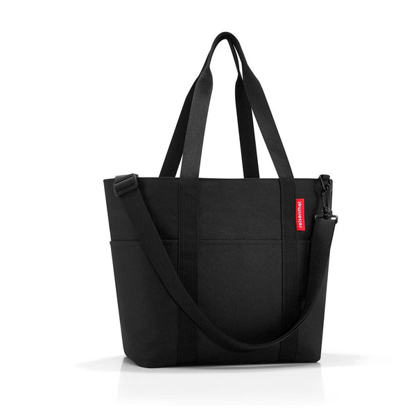 black multibag handbag