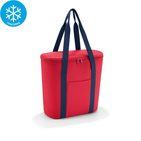 thermoshopper red cooler bag