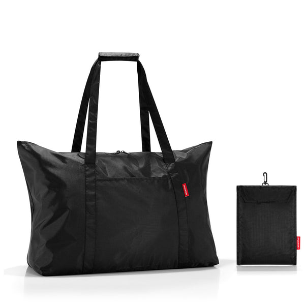 mini maxi travelbag black