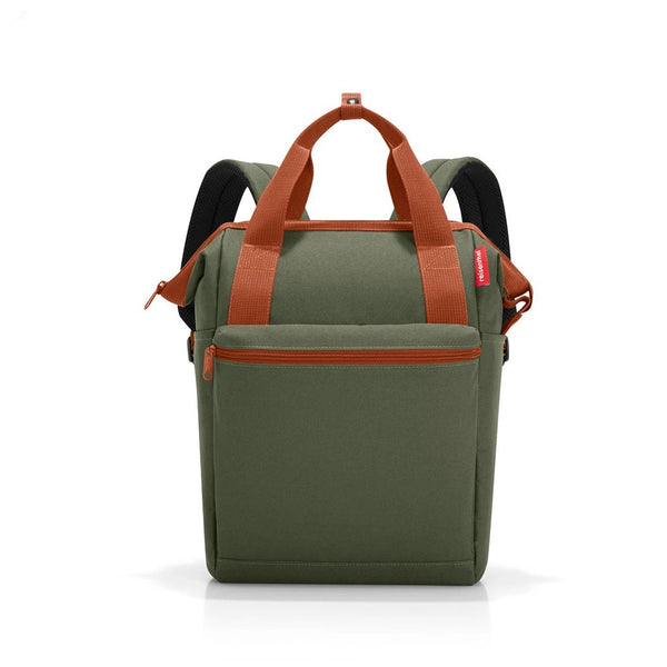 reisenthel allrounder R large urban forest backpack or laptop bag