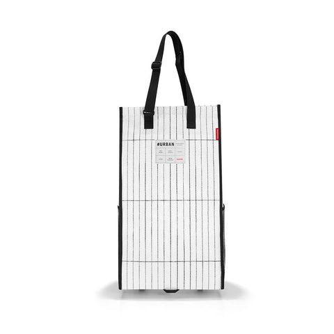 reisenthel #urban rollshopper amsterdam black & white Trolley shopper