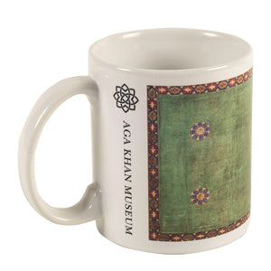 Aga Khan Museum-Mug-Qur'an on Cloth
