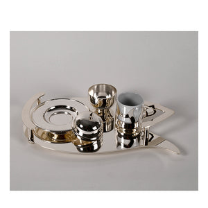 Anatoli- Tulip Coffee Serving Set