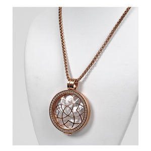 Lena Roy- Logo Locket
