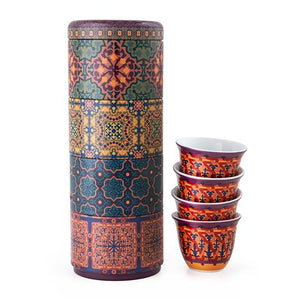 Images d'Orient-4 Levels Tin box-Vagabonde
