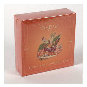 VAHDAM TEAS- Turmeric Spiced Herbal Tea