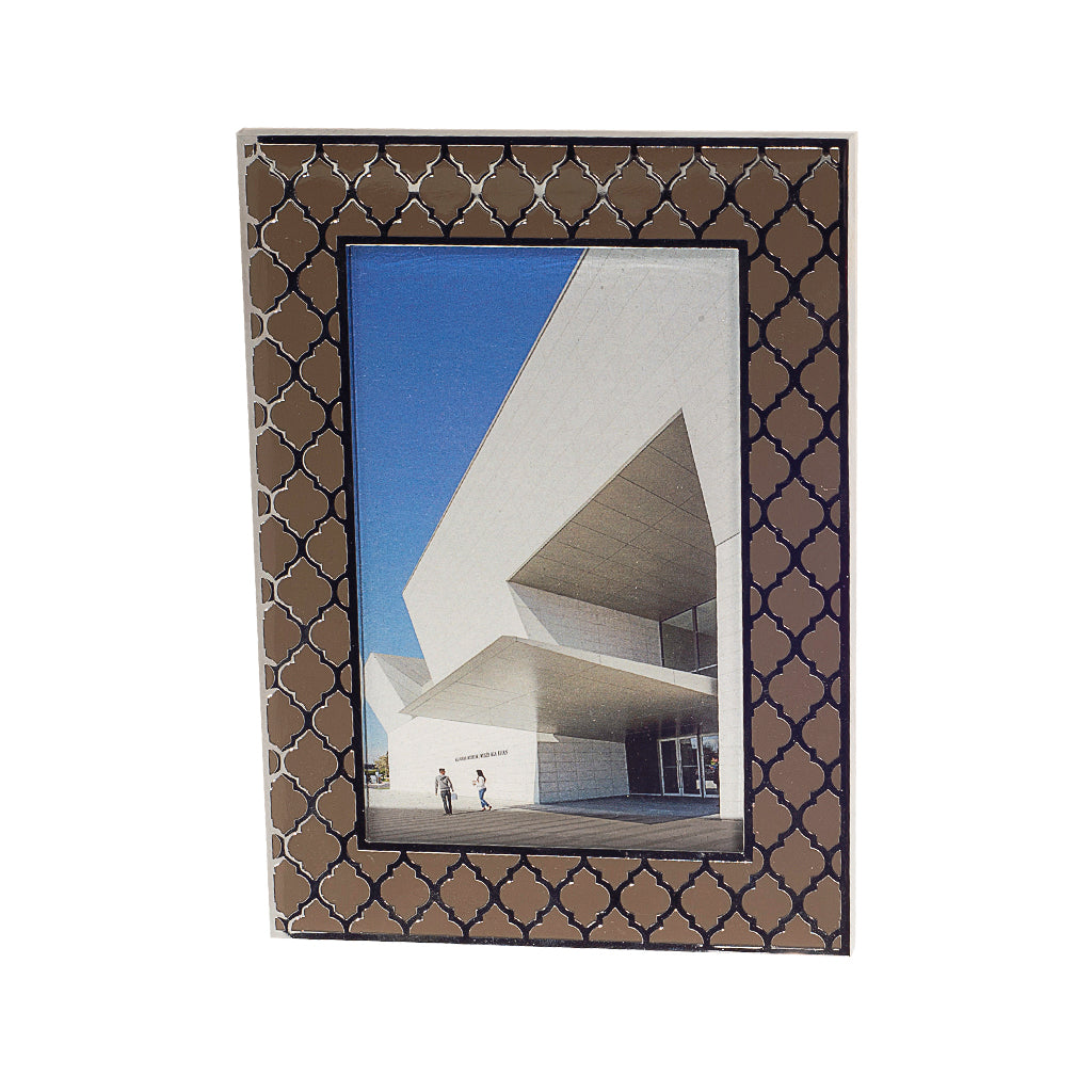 "Michael Wainwright - 4"" x 7"" frame"