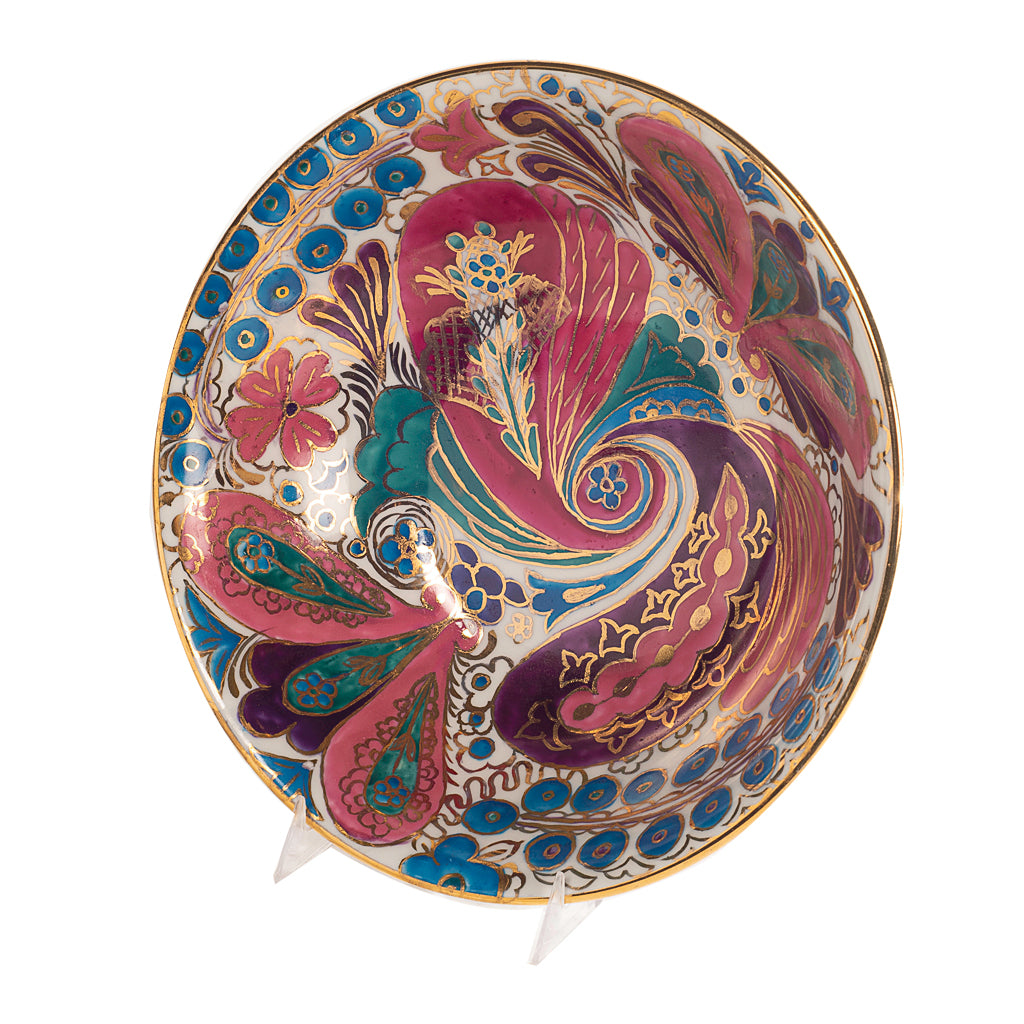 Fsanat - Multi-coloured bowl