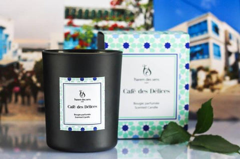 Cafe Des Delices Candle