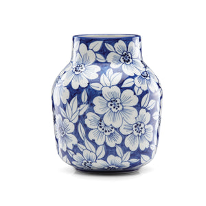 Tapered Floral Vase