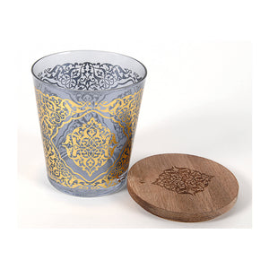 Votive Holder-Blue