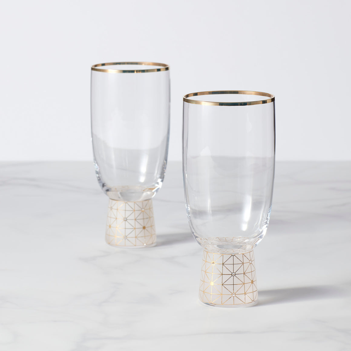 Alhambra All Purpose Glasses Set of 2 (Tall)