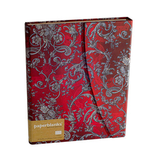 Hartley Marks -  Hardcover Journal Rococo