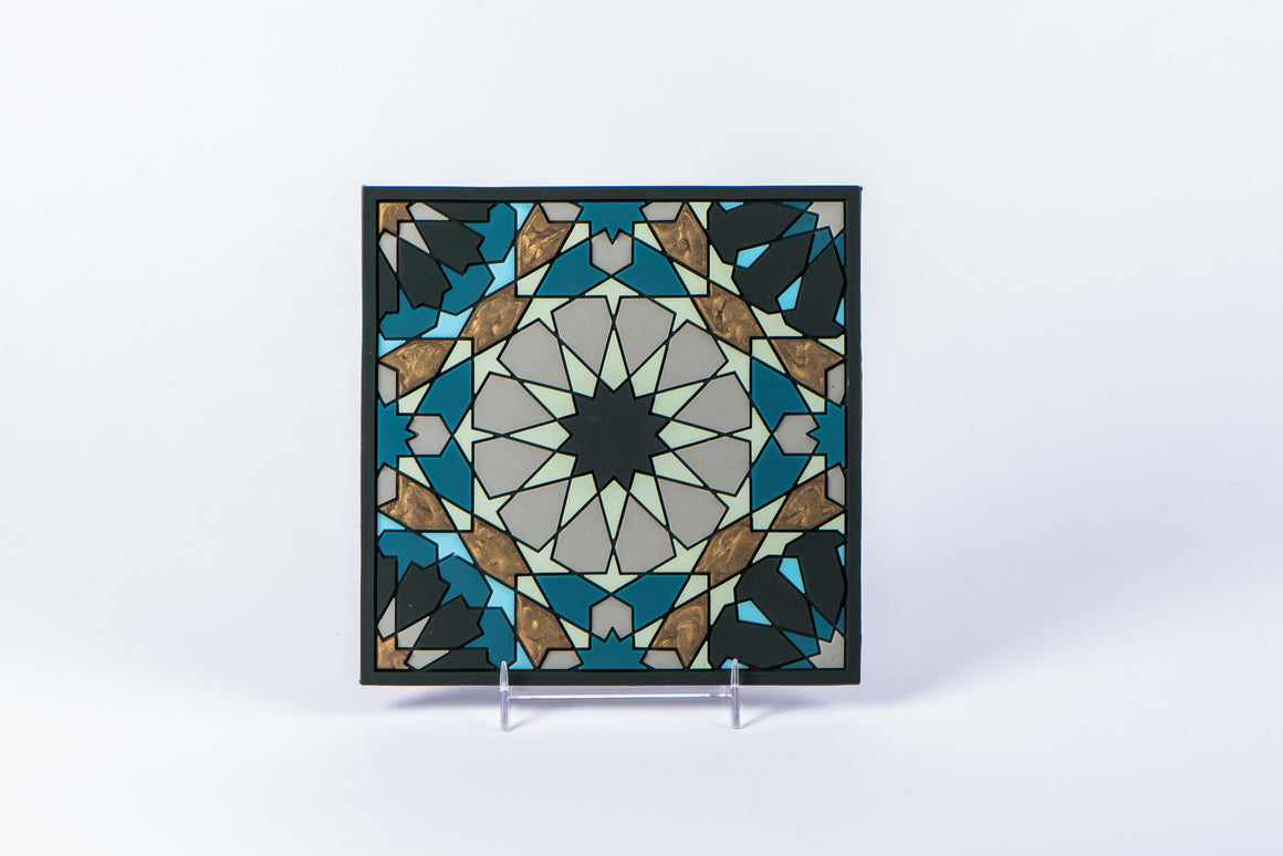 IMAGE D'ORIENT - TRIVETS - VARIOUS PATTERNS