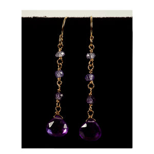 Azki Jewelry - Long Dangles