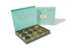 Bloom Assorted Teas (12 Tin Caddy)